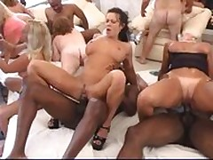 Uniforms porn clips - black cock white pussy